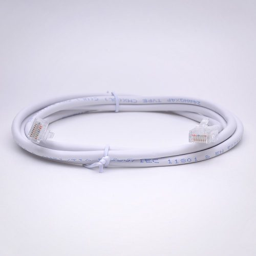 Cambridge Sound QT White 25 ft plenum rated cable
