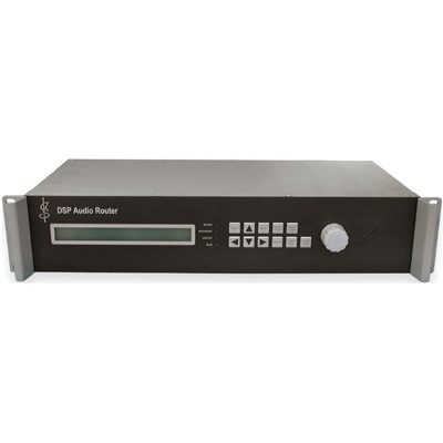 ASL VAR Intellevac Audio Control Unit - Rack Mount - Base