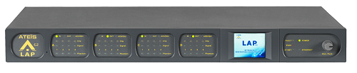 Ateis LAP Networked Link Audio Processor 16in