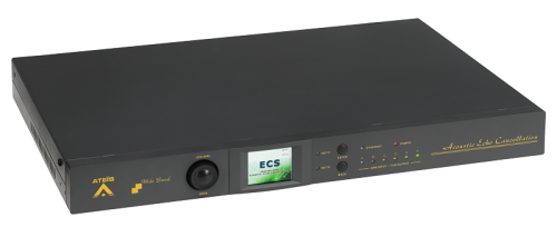 Ateis ECS Networked Echo Cancellation - 8in, 8out, 8AEC