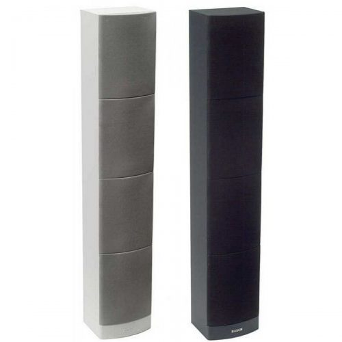 Bosch LA1 36W Column Loudspeaker, White