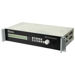 ASL VAR Router 8x8 Dsp - A & B Audio Outs (Inc Var8-Exp Bo