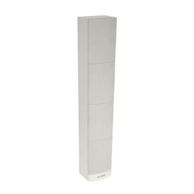 Bosch LA1 24W Column Loudspeaker, White