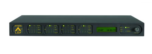 Ateis LAP Networked Link Audio Processor 4in/12out