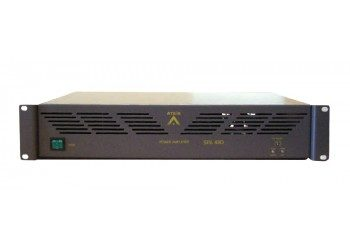 Ateis BPA 2x120w Bridge Power Amplifier, Rackmount