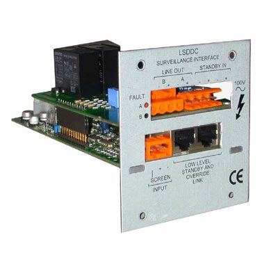 ASL V400 Dual Line Surveillance Interface