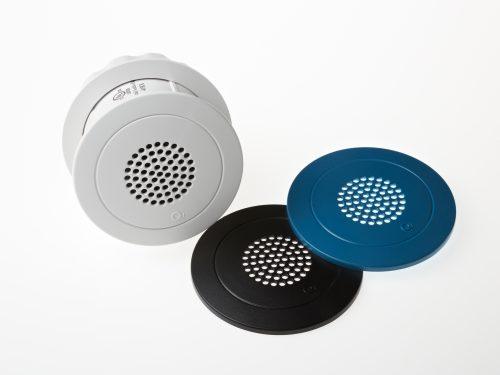 Cambridge Sound QT Emitter cap black (sold individually for custom pa