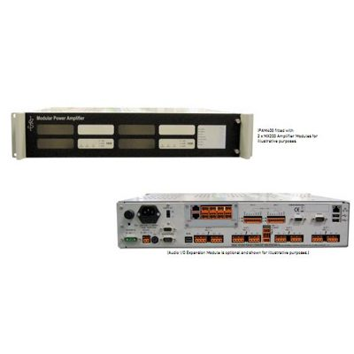 ASL IPAM IP Public Address Amplifier Mainframe